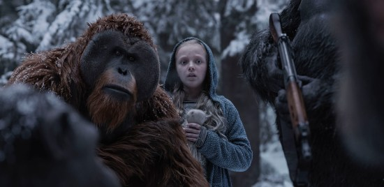 Planeta Macacos: A Guerra (War for the Planet of the Apes) | Imagens (10)