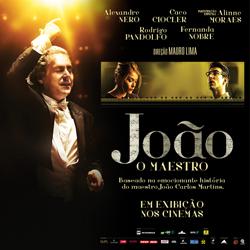 João, o Maestro | Hoje nos cinemas