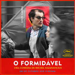 O Formidável | 26/out nos cinemas