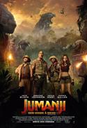 Jumanji: Bem-Vindo à Selva   Crítica   Jumanji: Welcome to the Jungle, 2017, EUA
