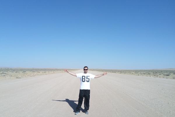 Deserto do Kalahari - Deserto da Namíbia - UmTour