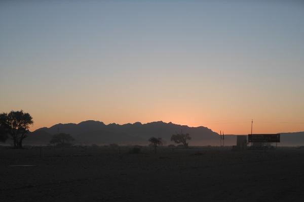 Sossusvlei - Deserto da Namíbia - UmTour