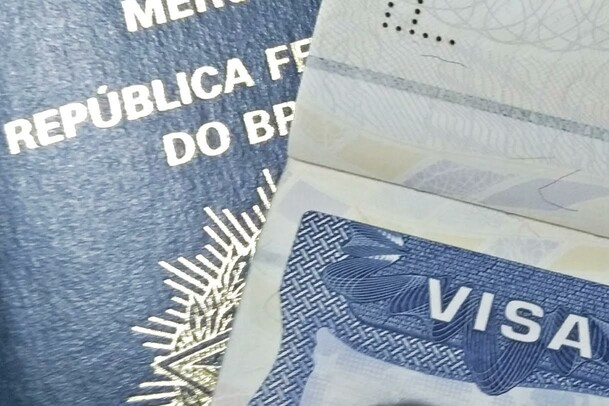 Passaporte brasileiro