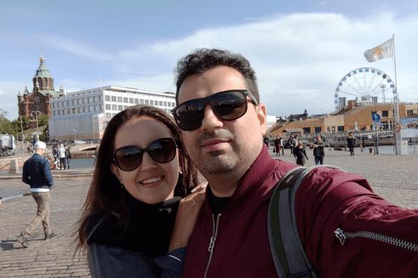 Market Square Helsinki - UmTour