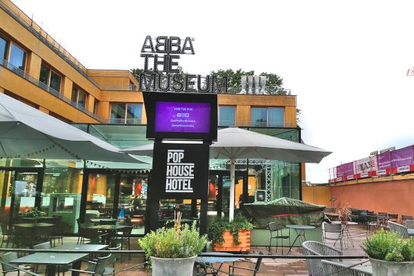 Estocolmo - Suécia - Abba Museum - UmTour