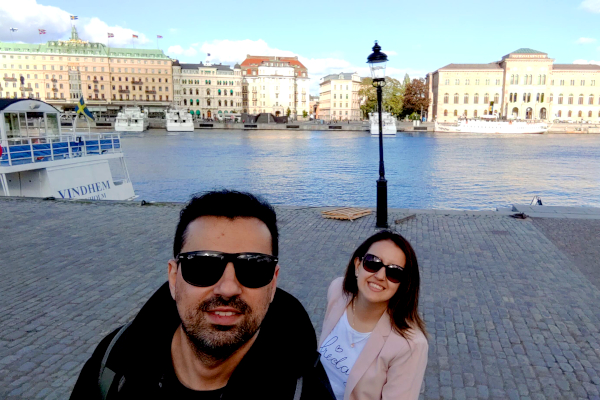 Estocolmo - Suécia - Vista - UmTour