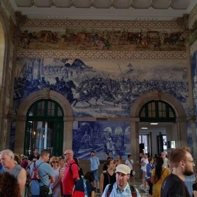 Estação São Bento - Porto