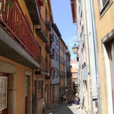 Ruas de Porto
