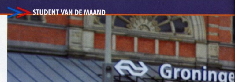 Ekin Magazine | Student van de Maand Interview (Student of the Month) (Dutch)