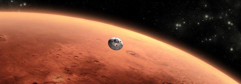 Aydınlık | Mars'ta yaşamı robotlar kuracak
