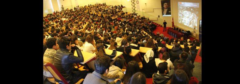 Dumlupınar Üniversitesi 2015 Konferansı