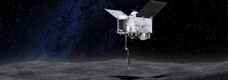 OSIRIS-REx için şimdi görev zamanı