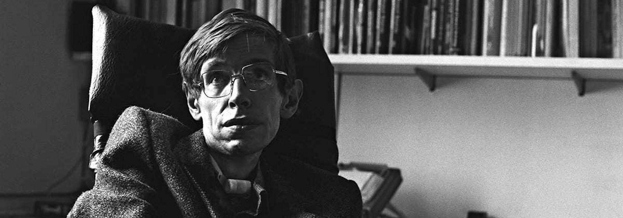 Stephen Hawking'in Ardından