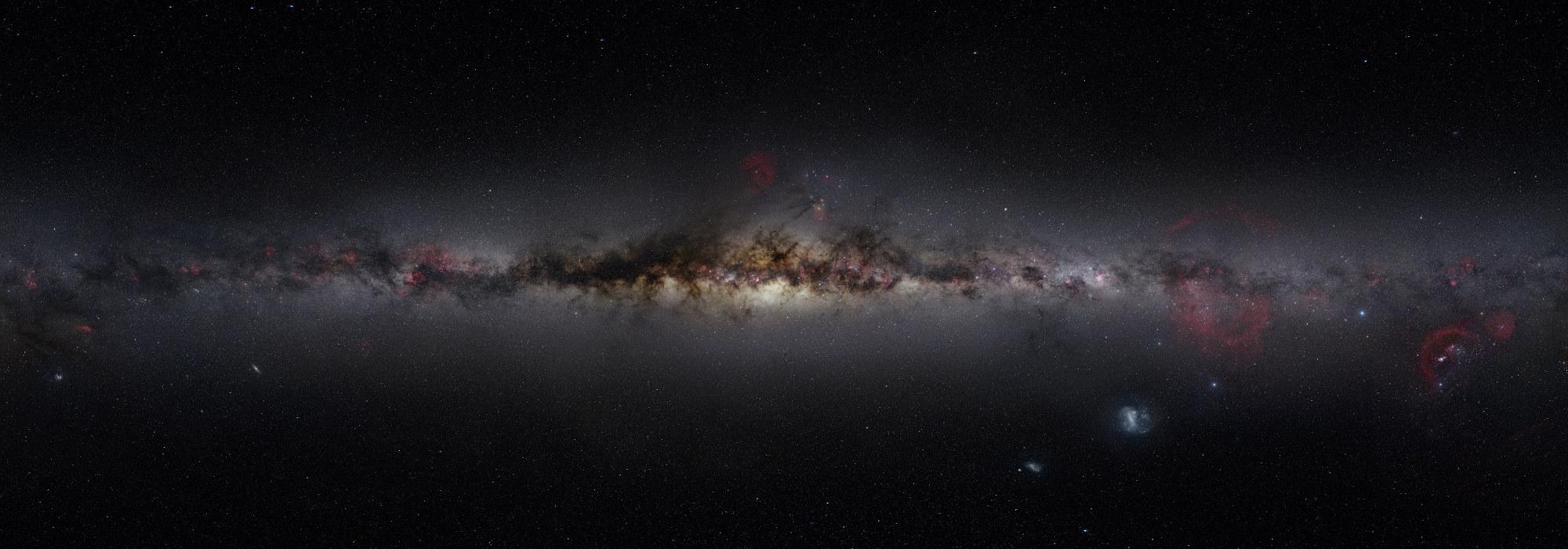 Samanyolu Galaksimiz Kaç Yaşında