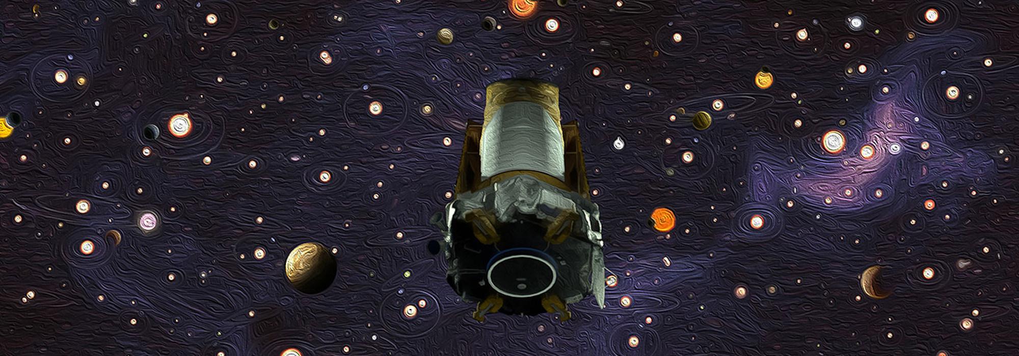 Gezegen Avcısı Kepler, Emekli Oldu