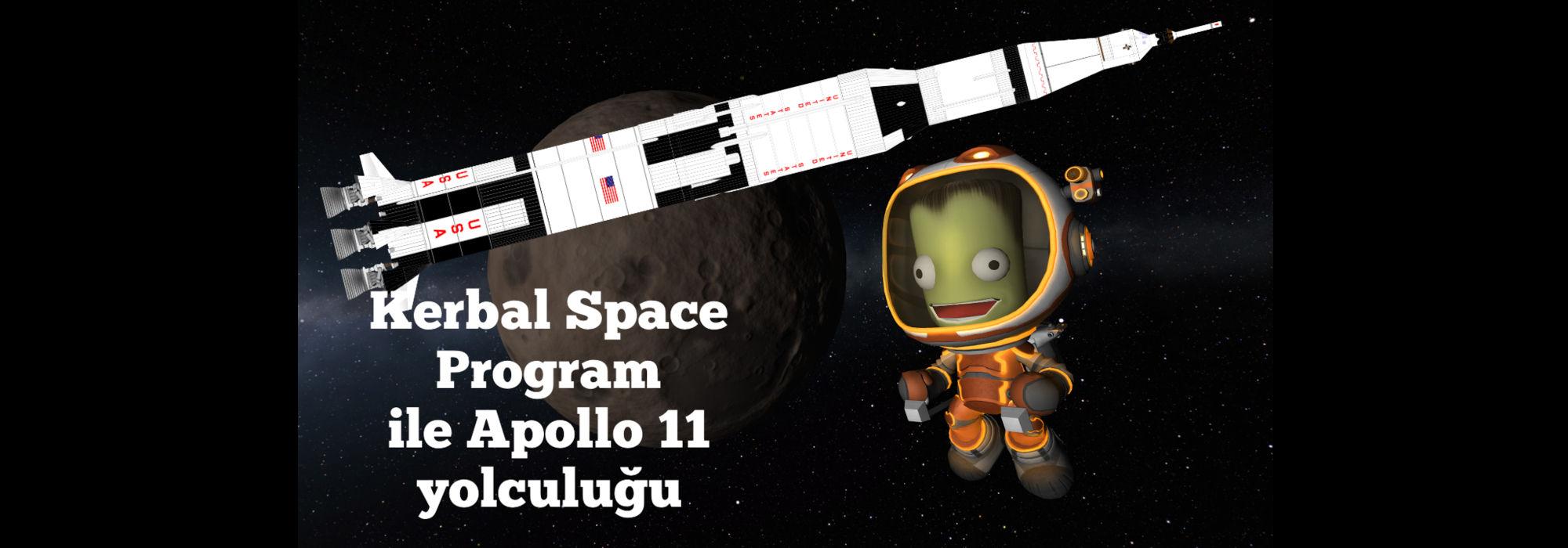 Tek Çare Uzay | Kerbal Space Program | Apollo Programları