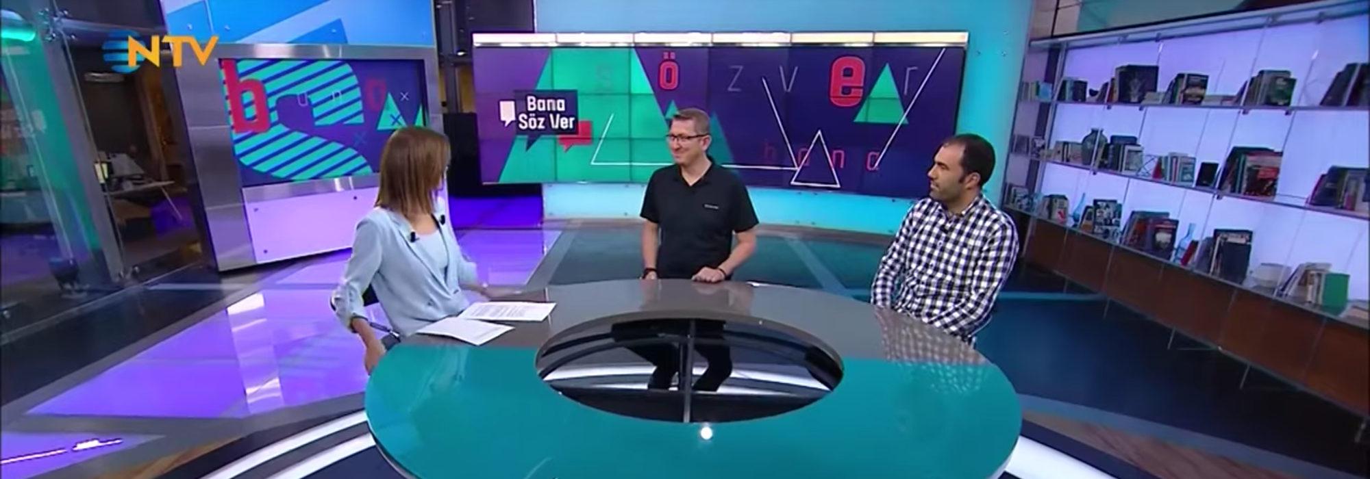 NTV | Simge Fıstıkoğlu Bana Söz Ver