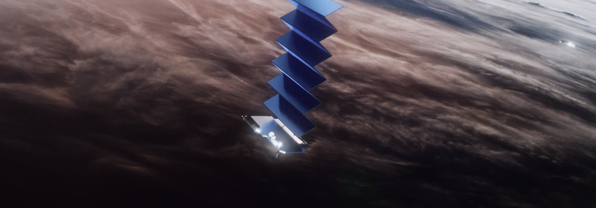 Uzaydan İnternet Projesi: Starlink
