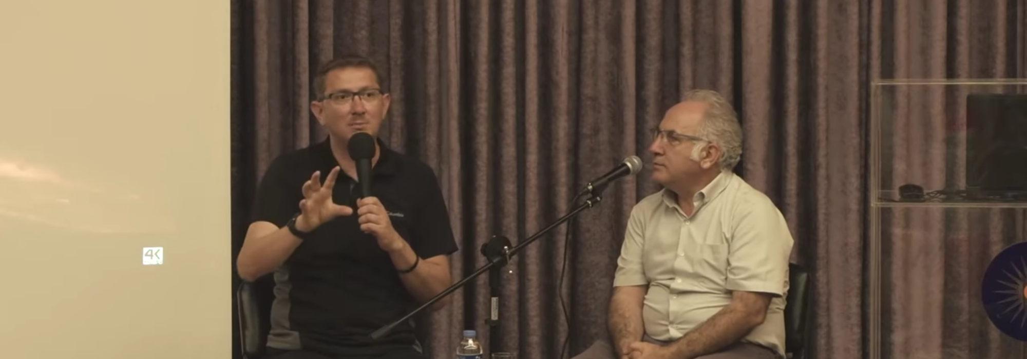 Umut Yildiz & Memduh Sami Taner | Antalya Söyleşisi