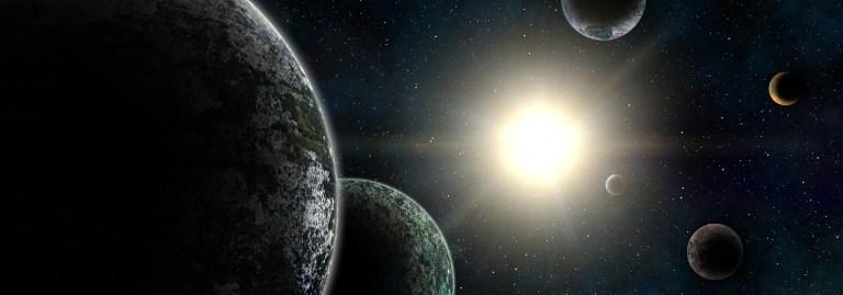 Yeni bir ötegezegende su bulundu