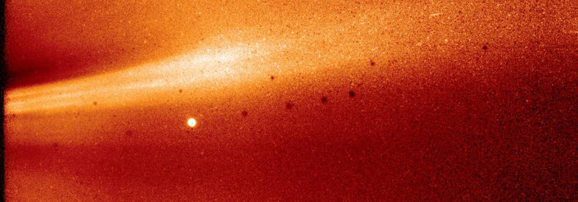 Parker Uzay Aracından İlk Keşifler: Güneş'le yakın temas