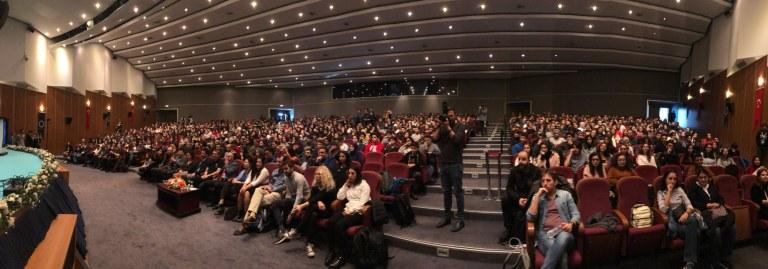 Yıldız Teknik Üniversitesi Derin Uzay Misyonlarıyla Bilim Konferansı 2019