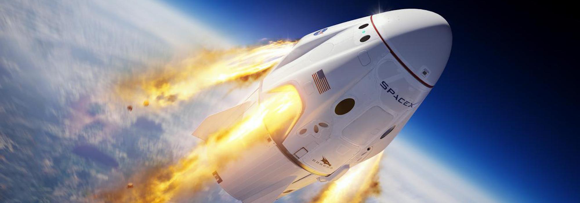 Tek Çare Uzay – ABD topraklarından yeniden uzaya insan gidiyor