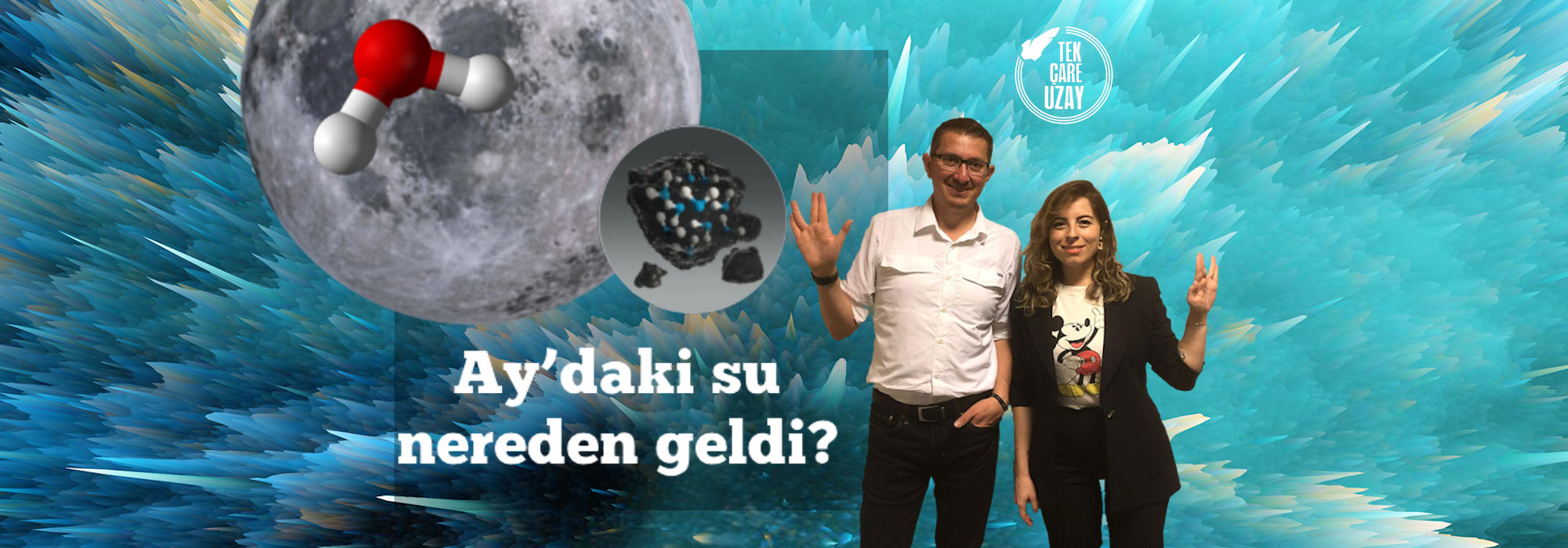 Yıllar içinde Ay'daki Su Keşifleri, Mavi Ay