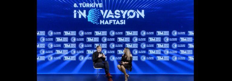 8. Türkiye İnovasyon Haftası | Uzayda İnovasyon