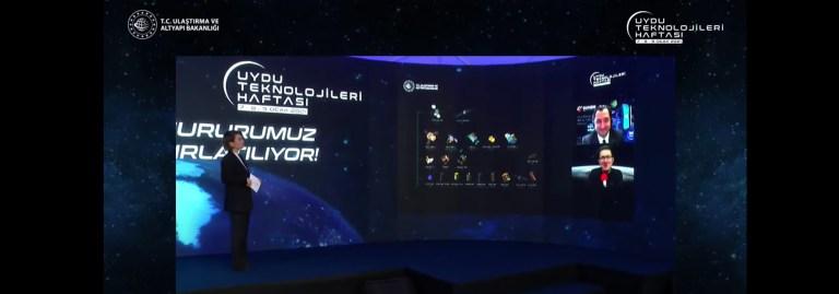Turksat Uydu Teknolojileri Haftası, Jeosenkron Uydular