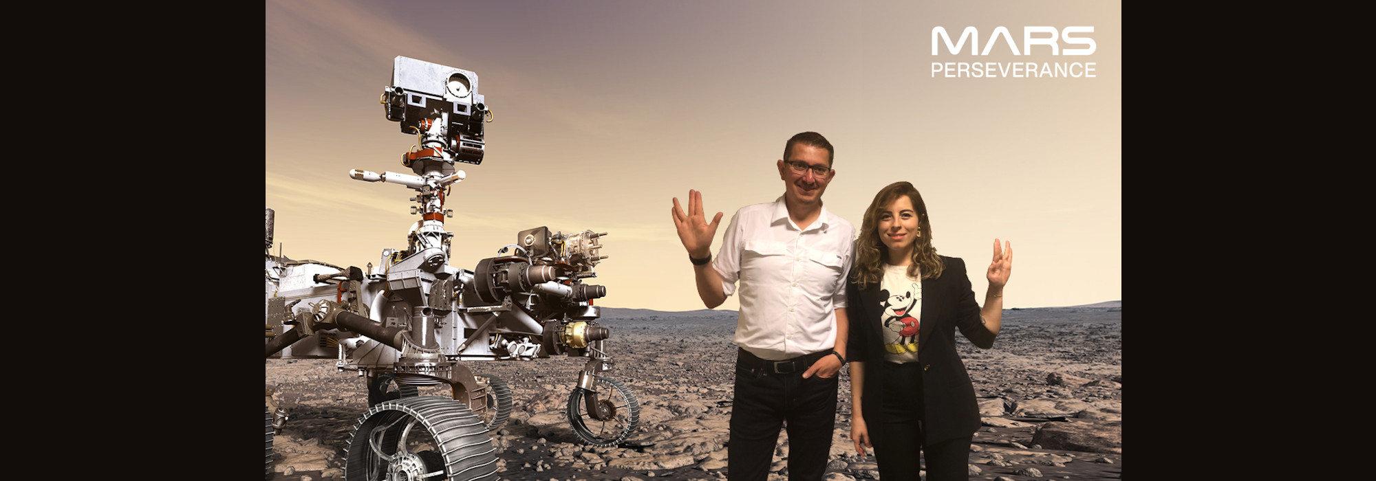 Mars robotları bu hafta Mars'a varıyor. Merak ettiğiniz her şey…