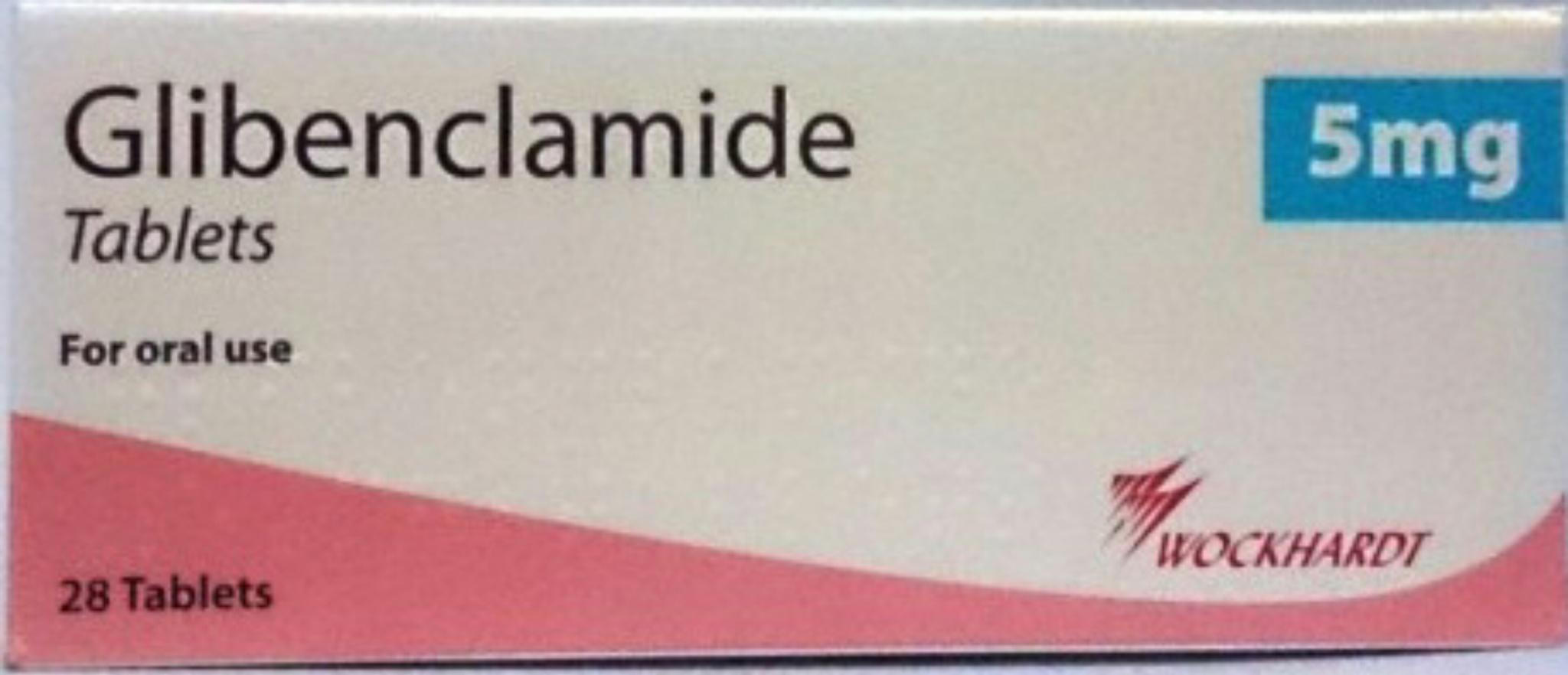 Glibenclamide umuti ukoreshwa n'abarwayi ba diyabete