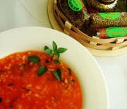 DOMATES CİLVESİ( Domates yemeği)