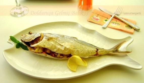 balık yemekleri,resimli yemek tarifleri, sebzeli balık