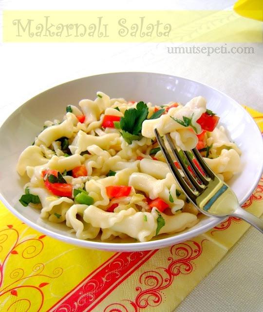 Makarnalı Salata