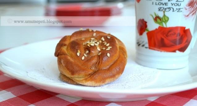 Tahin Pekmezli Çörek ve DUA…