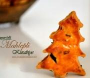 Mahlepli,Peynirli Kurabiye