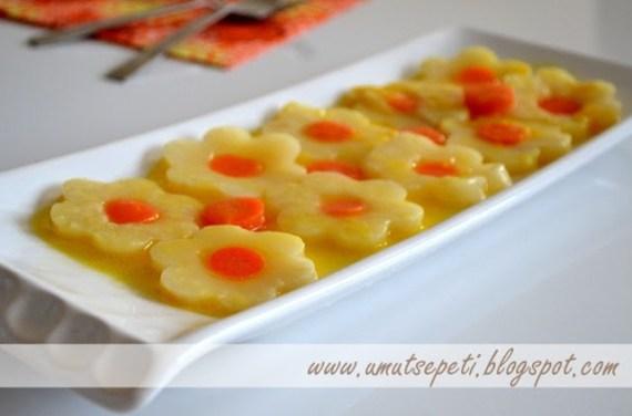 portakallı kereviz,kerevizli tarifler,resimli yemek tarifleri