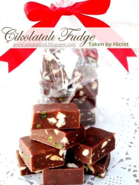 Çikolatalı Fudge :))