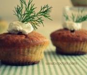 Peynirli Muffincikler :)