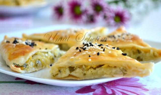 Patatesli Mektup Böreği