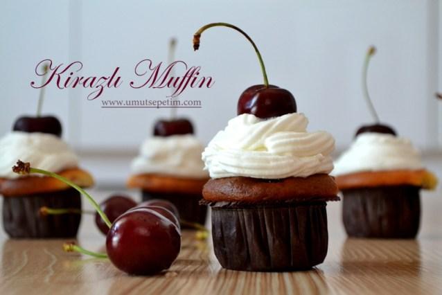 Kirazlı Cici Muffin Tarifi ;)