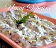 Kabaklı Lahana Salatası