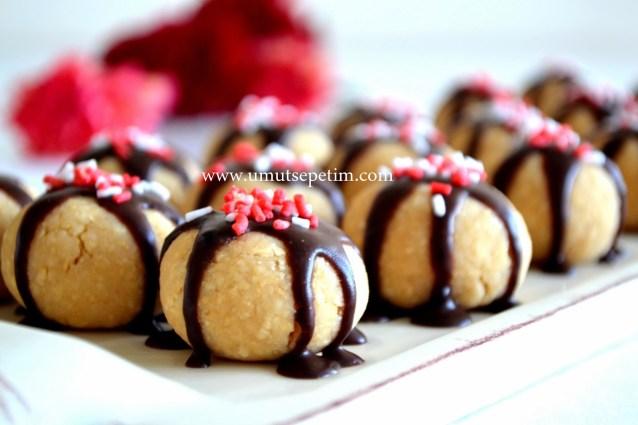 Çikolatalı Lezzet Lokmaları :)