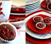 Narlı Kakaolu  Muffin Tarifi