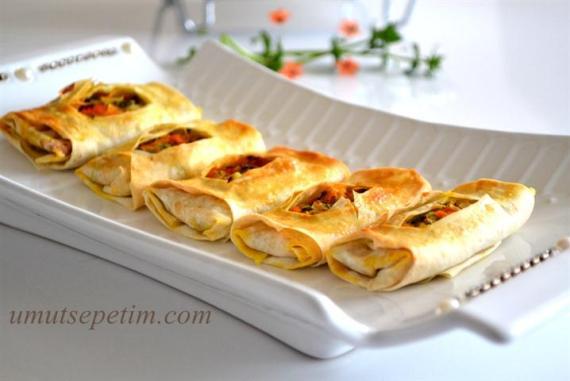 börek tarifleri,lahanalı börek tarifi,havuçlu börek tarifi