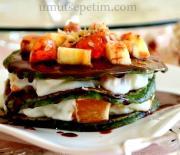 Meyveli  Hamburger  Pasta  Tarifi