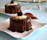 Çikolatalı  Porsiyonluk  Kek  Tarifi