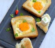 Tavada  Yumurtalı  Ekmek  Tarifi