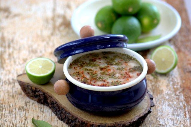 Bulgurlu  Yoğurt  Çorbası